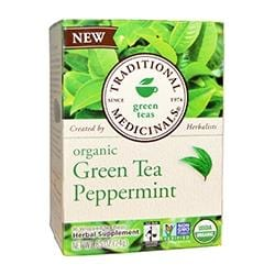 Organic Green Tea Peppermint - REVIVIFY