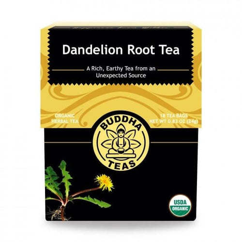 Dandelion Root Tea - REVIVIFY