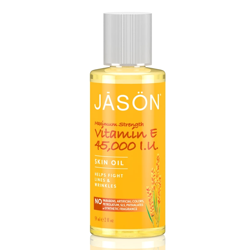 Vitamin E Oil 45000 I.U. - REVIVIFY