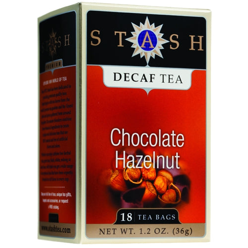 Chocolate Hazelnut Tea Decaf - REVIVIFY