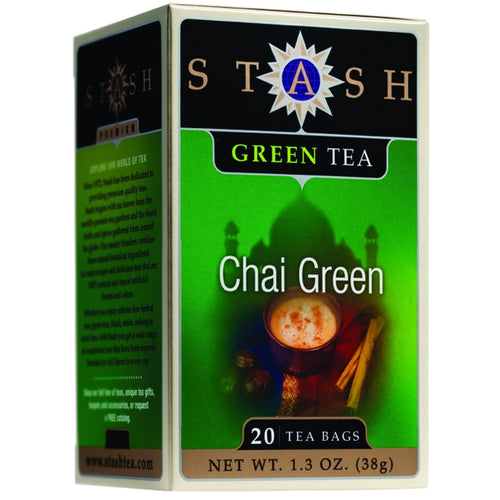 Premium Green Chai Tea - REVIVIFY