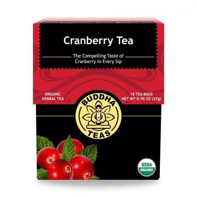 Cranberry Tea - REVIVIFY