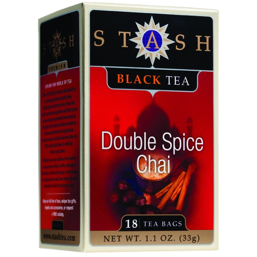 Double Spice Chai Black Tea - REVIVIFY