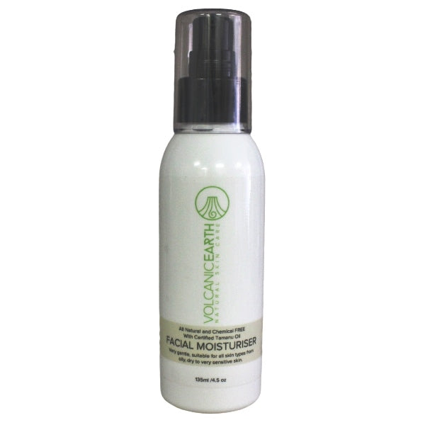 Facial Moisturizer With Tamanu Oil