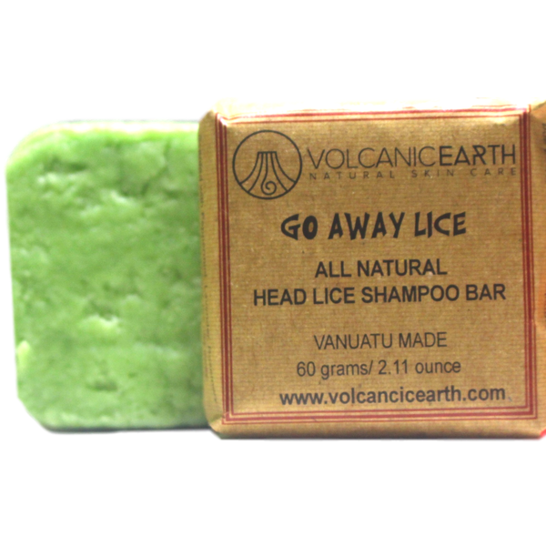 Go Away Lice - Natural Head Lice Bar