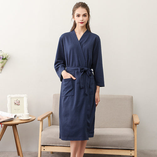 Women Summer Water Absorption Towel Bath Robe - REVIVIFY