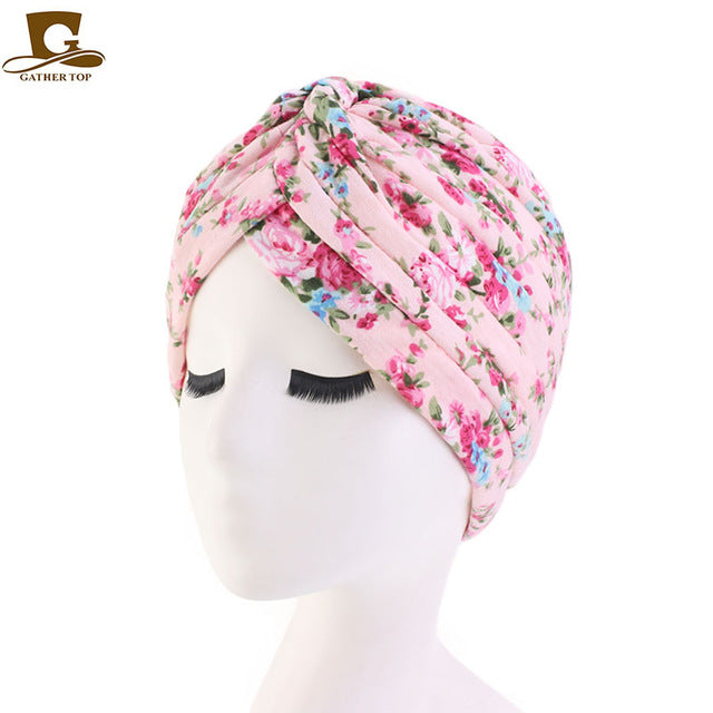 Printed Turban - REVIVIFY