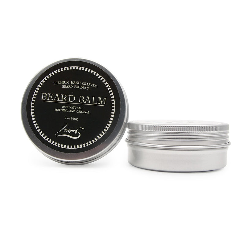 Natural Beard Balm Moustache Growth Conditioner - REVIVIFY