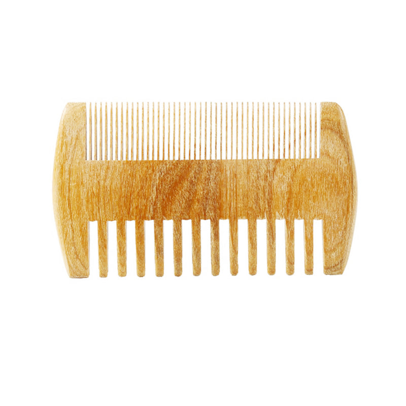 1 pcs Beard Pocket Wooden Comb - REVIVIFY