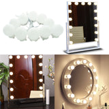 Hollywood Makeup Mirror Conversion Kit - 10 LED Lights