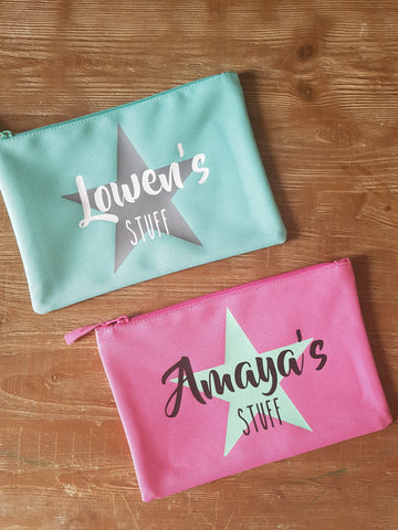 Personalised Zip bags! 1.5ltr