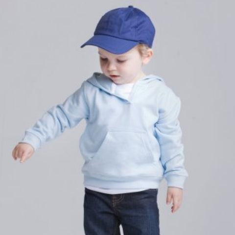 """Create Your Own"" Children's Pull On Hoodie age 6months -4 years  years"