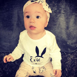 Personalised Bunny Vest