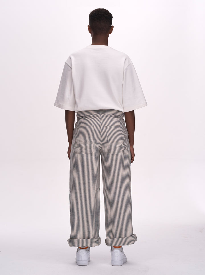 UNISEX PAINTER PANTS - LINES