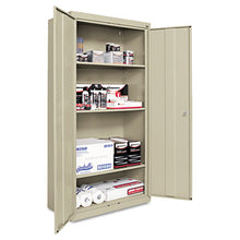 Load image into Gallery viewer, Economy Assembled Storage Cabinet, 36w X 18d X 72h, Putty