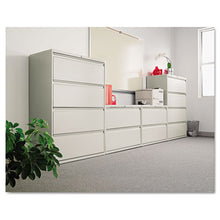 Load image into Gallery viewer, TWO-DRAWER LATERAL FILE CABINET, 42W X 18D X 28 3/8H, LIGHT GRAY