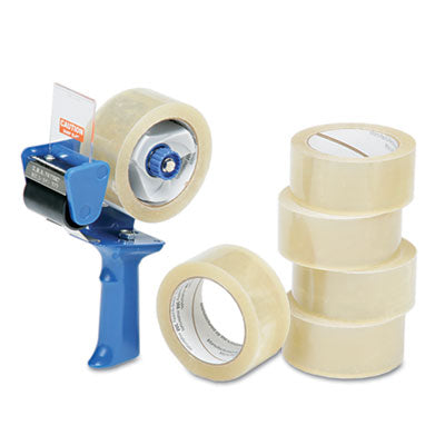 7510015796872 SKILCRAFT COMMERCIAL PACKAGE SEALING TAPE WITH PISTOL GRIP DISPENSER, 3
