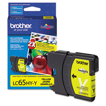 Load image into Gallery viewer, LC65HYY INNOBELLA HIGH-YIELD INK, 750 PAGE-YIELD, YELLOW