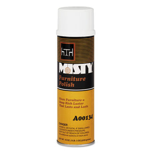 Furniture Polish For Wood, Citrus Scent, 20 Oz. Aerosol Can