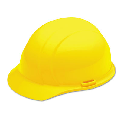8415009353140, SKILCRAFT SAFETY HELMET, YELLOW