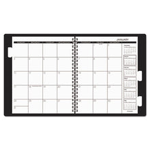 Load image into Gallery viewer, REFILLABLE MULTI-YEAR MONTHLY PLANNER, 9 X 11, WHITE, 2019-2023