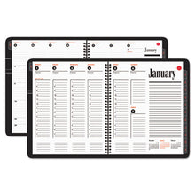 Load image into Gallery viewer, 800 RANGE WEEKLY/MONTHLY APPOINTMENT BOOK, 8 1/4 X 11, WHITE, 2019