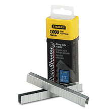"Load image into Gallery viewer, Sharpshooter Heavy-Duty Tacker Staples, 1/2"" Leg Length, 1000/box"