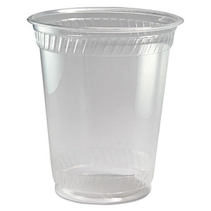 GREENWARE COLD DRINK CUPS, CLEAR, 12 OZ., 1000/CARTON