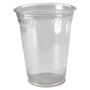 Greenware Cold Drink Cups, 16oz, Clear, 50/sleeve, 20 Sleeves/carton