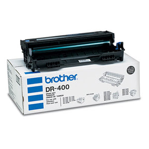 DR400 DRUM UNIT, 20000 PAGE-YIELD, BLACK