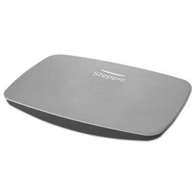 STEPPIE BALANCE BOARD, 22.5W X 14.5D X 2.13H, TWO-TONE GRAY