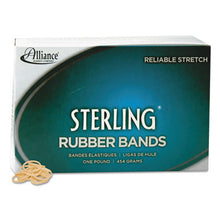 Load image into Gallery viewer, Sterling Rubber Bands Rubber Bands, 8, 7/8 X 1/16, 7100 Bands/1lb Box