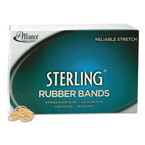Sterling Rubber Bands Rubber Bands, 8, 7/8 X 1/16, 7100 Bands/1lb Box