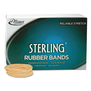 Sterling Rubber Bands Rubber Bands, 32, 3 X 1/8, 950 Bands/1lb Box
