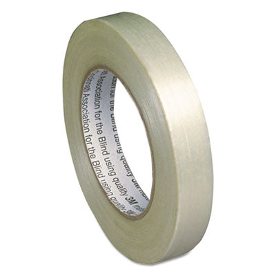 7510008028311 SKILCRAFT FILAMENT/STRAPPING TAPE, 3