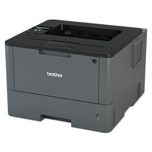 Hl-L5200dw Business Laser Printer With Wireless Networking And Duplex Printing