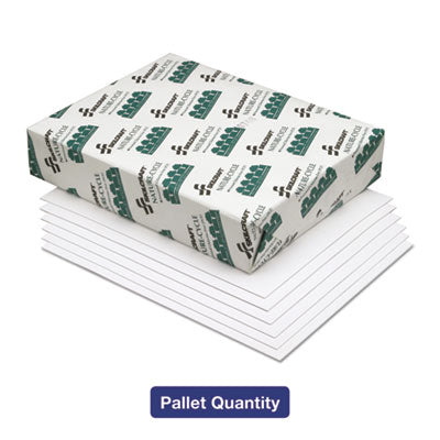 7530015399831 NATURE-CYCLE COPY PAPER, 92 BRIGHT, 20LB, 8.5 X 11, WHITE, 500 SHEETS/REAM, 10 REAMS/CARTON, 40 CARTONS/PALLET