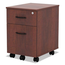 Load image into Gallery viewer, Alera Valencia Series Mobile B/f Pedestal, 15 7/8 X 19 1/8 X 22 7/8, Med. Cherry
