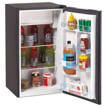 Load image into Gallery viewer, 3.3 Cu.ft Refrigerator With Chiller Compartment, Black