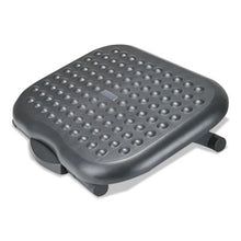 Load image into Gallery viewer, Relaxing Adjustable Footrest, 13 3/4w X 17 3/4d X 4 1/2 To 6 3/4h, Black