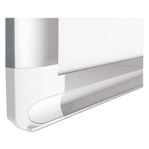 Ruled Planning Board, 72 X 48, White/silver