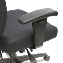 "Load image into Gallery viewer, ALERA WRIGLEY 24/7 HIGH PERFORMANCE MULTIFUNCTION CHAIR, 42 7/8""H, BLACK"