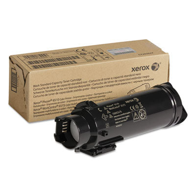 106r03476 Toner, 2500 Page-Yield, Black