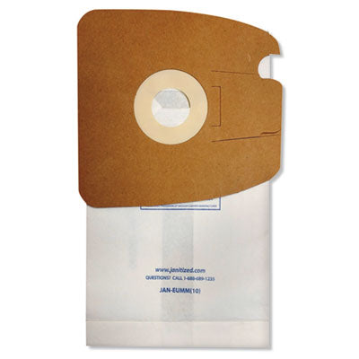 Vacuum Filter Bags Designed To Fit Eureka Mighty Mite, 36/ct