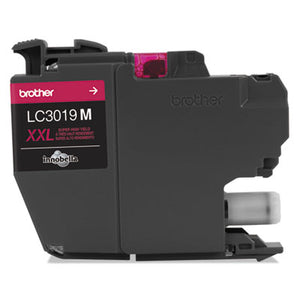 LC3019M INNOBELLA SUPER HIGH-YIELD INK, 1300 PAGE-YIELD, MAGENTA