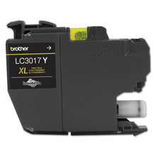 Load image into Gallery viewer, LC3017Y INNOBELLA HIGH-YIELD INK, 550 PAGE-YIELD, YELLOW