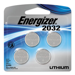 Watch/electronic/specialty Battery, 2032, 3v, 4/pack