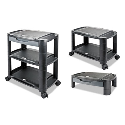 3-In-1 Storage Cart And Stand, 21 5/8