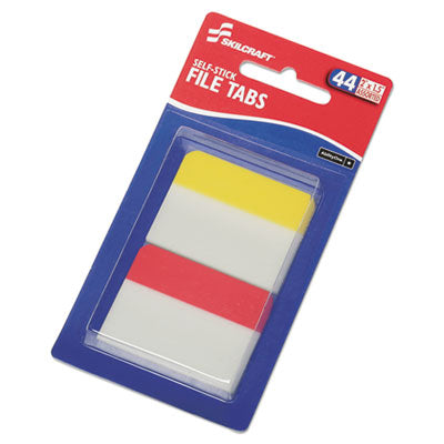 7510016614494 SKILCRAFT SELF-STICK TABS/PAGE MARKERS, 2