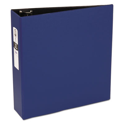 Economy Non-View Binder With Round Rings, 11 X 8 1/2, 3